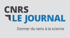 Logo CNRS le journal
