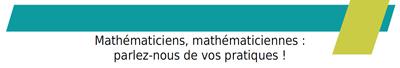 Enquête du RNBM sur les pratiques et les attentes des mathématiciens à l'égard des bibliothèques